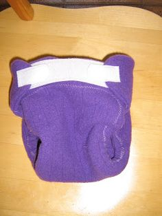 The Crunchy Viking: Wool Diaper Covers