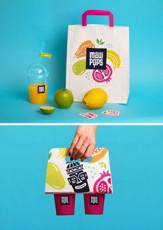 New Ideas For Fruit Juice Store Design Smoothie Bar Juice Logo, Juice Branding, Juice Packaging, Juice Menu, Food Packaging Design, Packaging Design Inspiration, Branding Design, Smoothie Bar, Smoothies