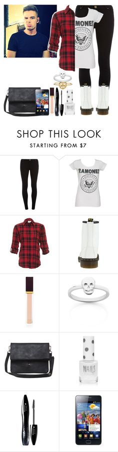 """5SOS Concert with Liam"" by courtneycarson3 ❤ liked on Polyvore featuring Dorothy Perkins, Payne, Alice + Olivia, Dr. Martens, Tom Ford, Meadowlark, Topshop, Lancôme and Samsung"