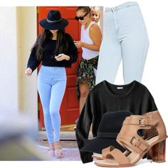 Selena Gomez Get the Look - Polyvore