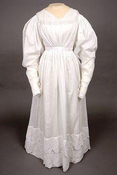 White Dress 1830 1840 Afbeeldingen In 2019 Vintage Beste Van 49 Yqvw66