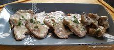 cea mai buna limba cu ciuperci si smantana Mai, Chicken, Cooking, Food, Kitchen, Essen, Meals, Yemek, Brewing