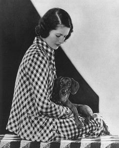 Bridget Elvira Liddell and friend, England, 1931 Pictures Of You, Historical Photos, Your Image, Couple Photos, Dachshunds, Vintage, Windsor, Royals, Traditional