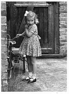 Lady Helen Windsor as a little girl 1968