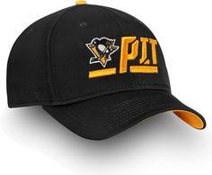 6c289a18fff NHL Men s Pittsburgh Penguins Authentic Pro Rinkside Alpha Black Adjustable  Hat