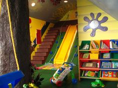 Good shelving idea My husband and I loved to think of out of the box things to play with our kids!jsc