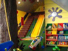 sensory room fun..