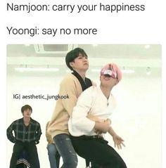Same Yoongi same  ##bangtanboys #bts #yoonmin