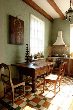 Applying Russian Style House As Beautiful As Moroccan Ideas