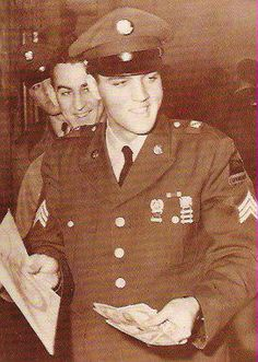 Elvis Presley's army discharge on March 5, 1960 It Might Have Been the Happiest Day in Elvis's Life