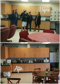 43 best Faculty lounge makeover ideas images on Pinterest | Staff ...