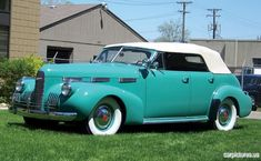 1940 LaSalle Convertible Sedan ★。☆。JpM ENTERTAINMENT ☆。★。