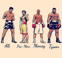Which other boxer deserves to be up there with the 4 icons of boxing 👇👇 Muay Thai, Mike Tyson, Kickboxing, Lucha Mma, Fitness Workouts, Boxe Fight, Combat Boxe, Boxing Images, Mixed Martial Arts