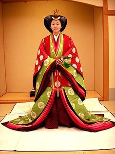 junihitoe kimono