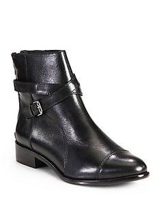 Pour La Victoire Londen Flat Ankle Boots
