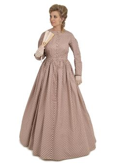 Civil War Dress By Recollections