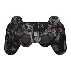 Custom PS3 controller Wireless Glossy WTP-537-Harvest-Moon-Camouflage Custom Painted