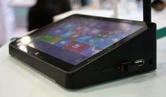 Novedad: Pipo X8, un mini PC con una pantalla táctil de 7 pulgadas