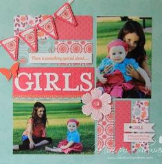 The first thing you need to know about making a scrapbook is that it isn't a complicated process at all. Scrapbooking isn't just for the 'crafty' person among Paper Bag Scrapbook, Scrapbook Sketches, Scrapbook Page Layouts, Scrapbook Cards, Wedding Scrapbook, Baby Girl Scrapbook, Kids Scrapbook, Baby Scrapbook Pages, Scrapbooks