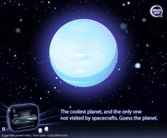 All you #cosmology enthusiasts out there can name this #ultracool #planet? #FreezeQuiz #WorldSpaceWeek
