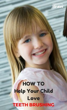 How To Get Your Kids to brush Their Teeth #teethbrushing