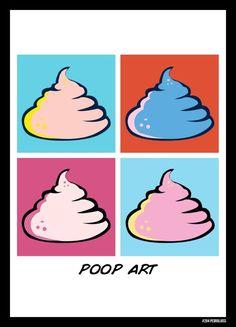 #204 - Poop Art