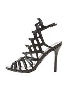 d1087d4124c007 Breckelle s Silvia Cage Heel Caged Heels