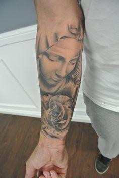 tatuajes de la virgen - Buscar con Google