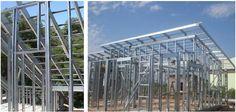 Obras steel frame