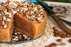 Vegetarian Recipes, Healthy Recipes, Vegan Cake, Healthy Sweets, Sugar Free, Banana Bread, Clean Eating, Paleo, Food And Drink