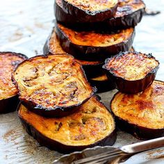 Miso And Citrus Glazed Eggplant // @quitegoodfood. Find this #recipe and more our Eggplant Feed at https://feedfeed.info/eggplant?img=1121042 #feedfeed