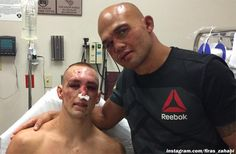 UFC 189 results recap: Robbie Lawler vs Rory MacDonald fight review and ... Robbie Lawler #RobbieLawler