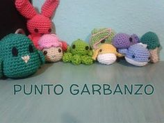 Punto garbanzo a crochet, ¡con tutorial!