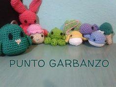 Punto garbanzo a crochet, ¡con tutorial!