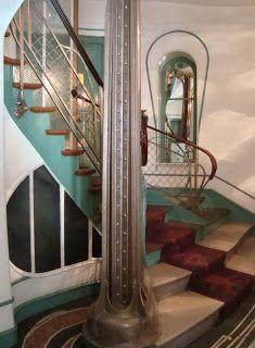 Art Nouveau: Hector Guimard