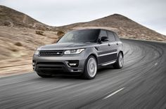 James Bond Range Rover