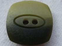 12 Knöpfe olivgrün 16mm x 16mm (1107) Jackenknöpfe