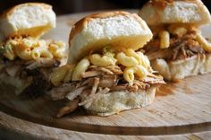 Slow-Cooker Teriyaki Chicken and Mac Salad Sliders from 101 Ways to Cook Chicken