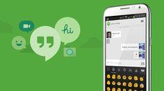 Hangouts 5.0 para Android ya está disponible en Play Store