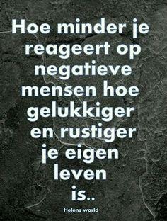 Negatieve mensen