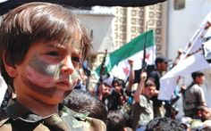 Syrian Houla Massacre ............This killed many Children!