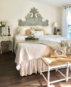 117 Best French Inspired Bedrooms images in 2019 | Bedroom ...