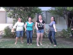 The Banana Song - Girl Scout Song with Lyrics - YouTube
