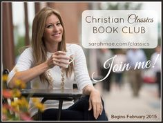 Christian Book Club from Sarah Mae  www.sarahmae.com