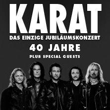 40 Jahre KARAT - Das große Open Air zum Jubiläum // 20.06.2015 - 20.06.2015  // 20.06.2015 19:00 BERLIN/Waldbühne Berlin