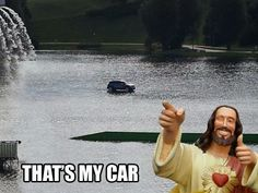 I bet it's the Accord he never spoke of... Christian memes - Google Search