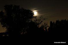 Magie in cielo - Canon EOS 1200D.