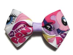 3 in My Little Pony Boutique Hair Bow