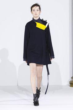 Cedric Charlier Ready To Wear Fall Winter 2016 Paris