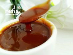 Making Condensed Caramel Sauce Making Condensed Caramel Sauce Italian Chicken Dishes, Triple Sec, Chocolate Fondue, Allrecipes, Caramel, Healthy Life, Food And Drink, Pudding, Tart